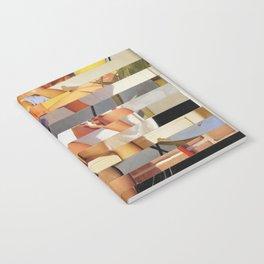 Glitch Pin-Up Redux: Isabella Notebook