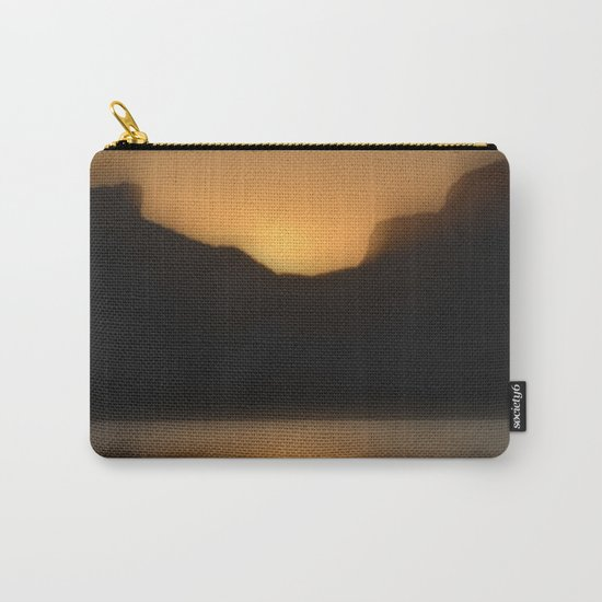 Melting gold evening Carry-All Pouch