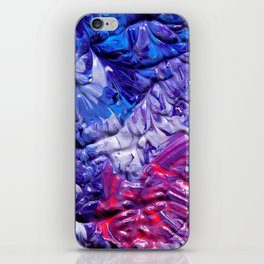 Moon Crater iPhone Skin