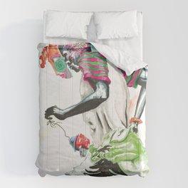 Run On Home Comforters