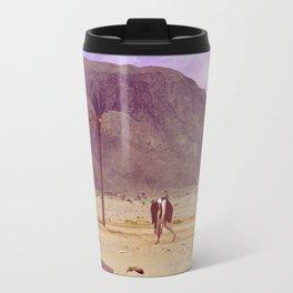 The Death of Land Travel Mug