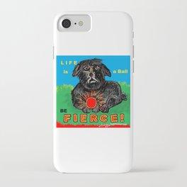 BE FIERCE! iPhone Case