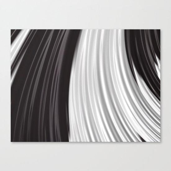 Piano Keys Canvas Print