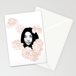 Imagine Yoko Stationery Cards