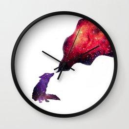 FOX UNIVERSE Wall Clock