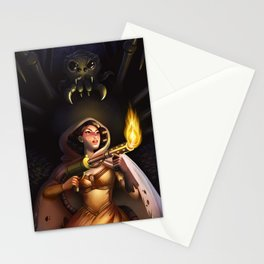 Miss Muffet Stationery Cards