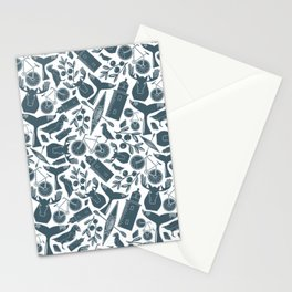 Acadia Pattern 3 Stationery Cards