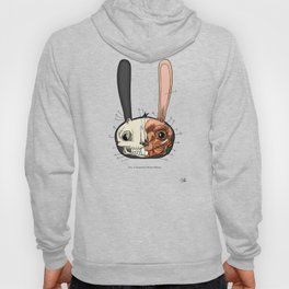 Visible Floating BunnyHead Hoody