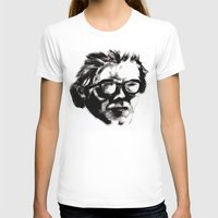 beethoven T-shirts featuring Hipster Beethoven by Hurtin Albertan
