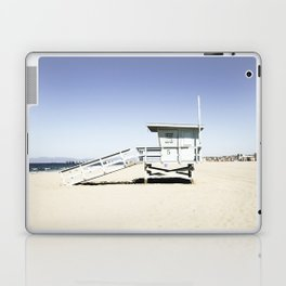 Hermosa Beach Tower 5 Laptop & iPad Skin