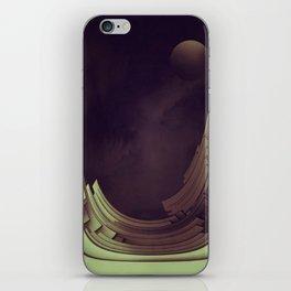 PLATES II iPhone Skin