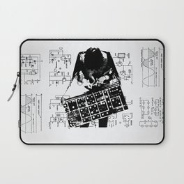 Synth Laptop Sleeve