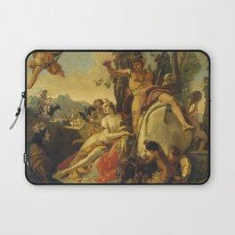 Giovanni Battista Tiepolo - Bacchus and Ariadne Laptop Sleeve