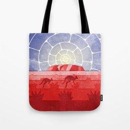 Uluru Tote Bag