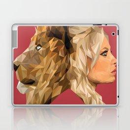 Lionhead Laptop & iPad Skin