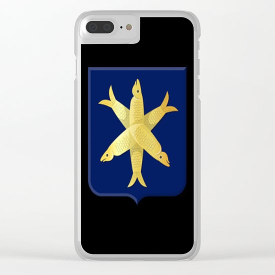 Coat of arms of Zandvoort Clear iPhone Case