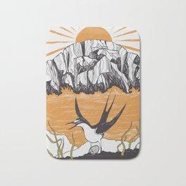 The Birdman Religion Bath Mat