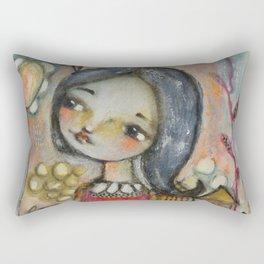 Love grows here Rectangular Pillow