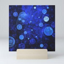 Ocean Gems #abstract #geometry #artprints #decor Mini Art Print