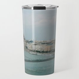 View of Budapest Travel Mug