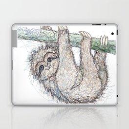 Be Slothful like a Sloth Laptop & iPad Skin
