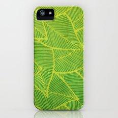 Leaves Slim Case iPhone (5, 5s)