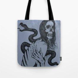 Elegant in Death Tote Bag