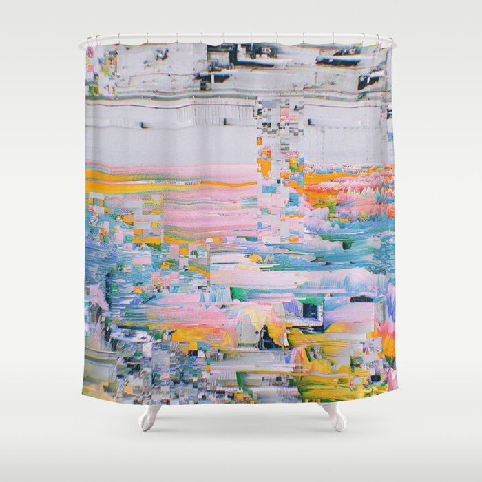 DLTA15 Shower Curtain