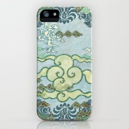 Chinese Cloudscape iPhone Case