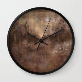 Dawn Pasture Wall Clock