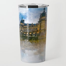 Château de Chantilly Travel Mug