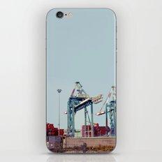The Port iPhone & iPod Skin