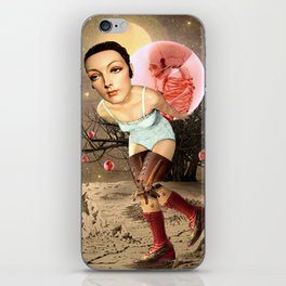 SEEDS OF DISCONTENT iPhone Skin