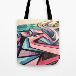 M! Tote Bag