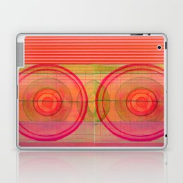 double pink Laptop & iPad Skin