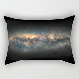 Milky Way Panoramic Rectangular Pillow