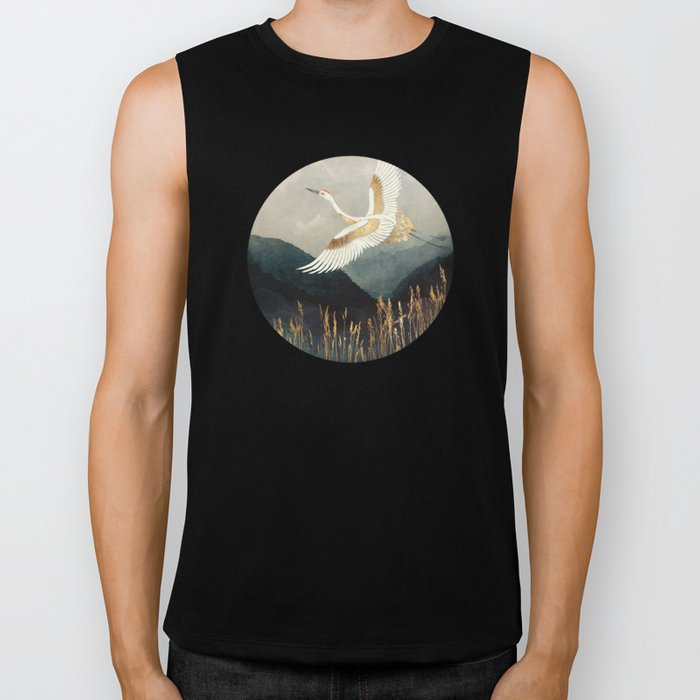 Elegant Flight Biker Tank