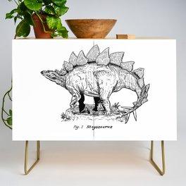Figure One: Stegosaurus Credenza
