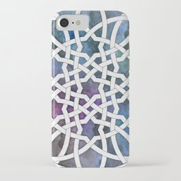 Galaxy Cutout iPhone Case