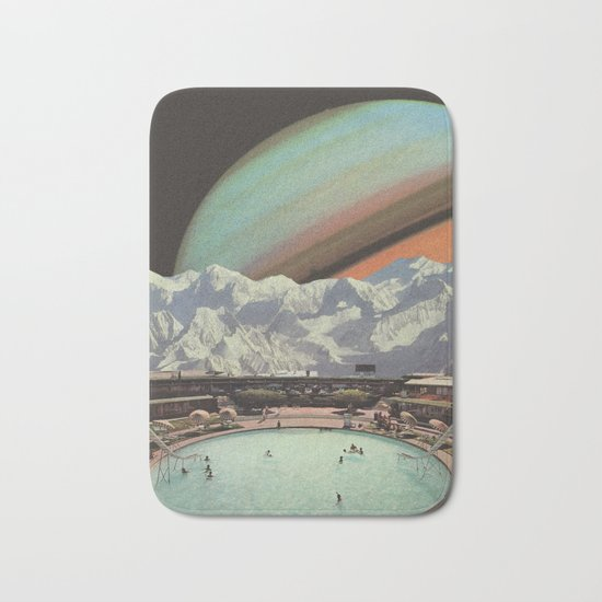 Saturn Spa Bath Mat