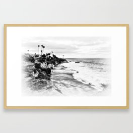 Laguna Beach xx Framed Art Print