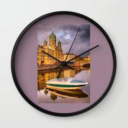 Church of the Holy Isidorovskaya Wall Clock