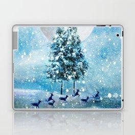 Winter Night 4 Laptop & iPad Skin