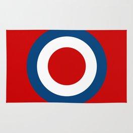 FLAG - FRENCH COCKADE Rug
