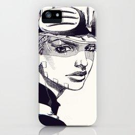 Gyro iPhone Case