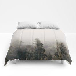 Forbidden Forest - Wanderlust Nature Photography Comforters