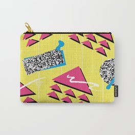 Fashion Patterns Rad, Bad and Glad Carry-All Pouch