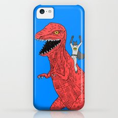 Dinosaur B Forever iPhone 5c Slim Case