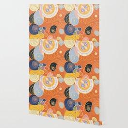 Hilma Af Klint Group IV No 3 Wallpaper
