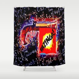 BAZINGA!   -   012 Shower Curtain